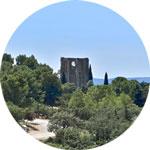 Abbaye Saint Felix de Monceau - Gigean