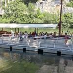 Речные прогулки Сен-Сирк-Лапопи