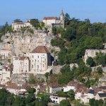La citadelle de Rocamadour