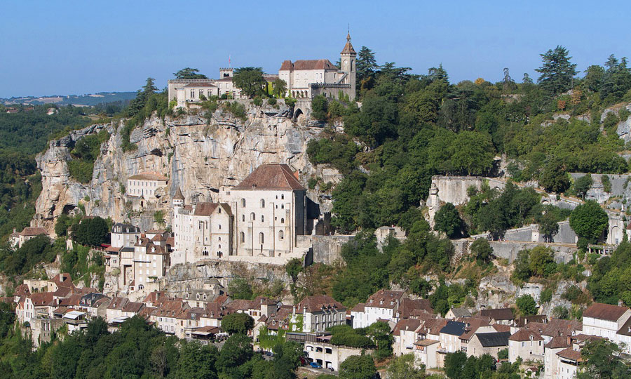 Rocamadour - Grands sites Occitanie