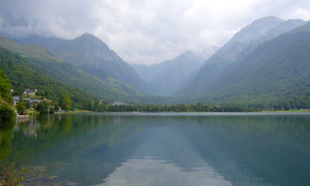 Genos - Loudenvielle - Vallee du Louron