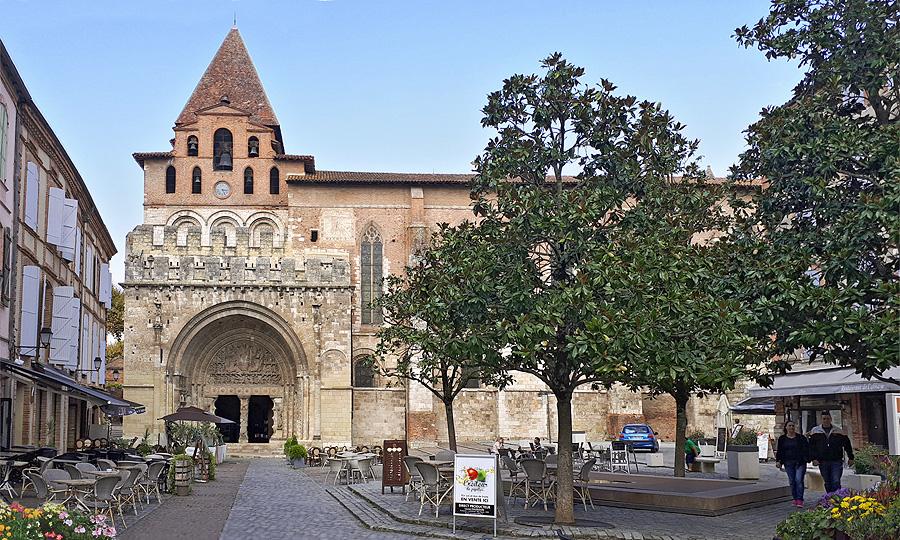 Abbatiale Saint-Pierre de Moissac
