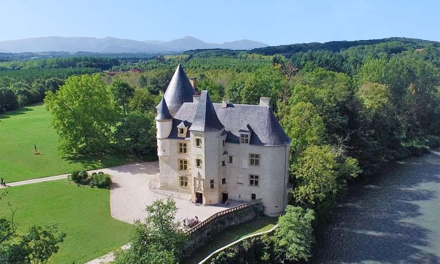 замок-сен-мартори