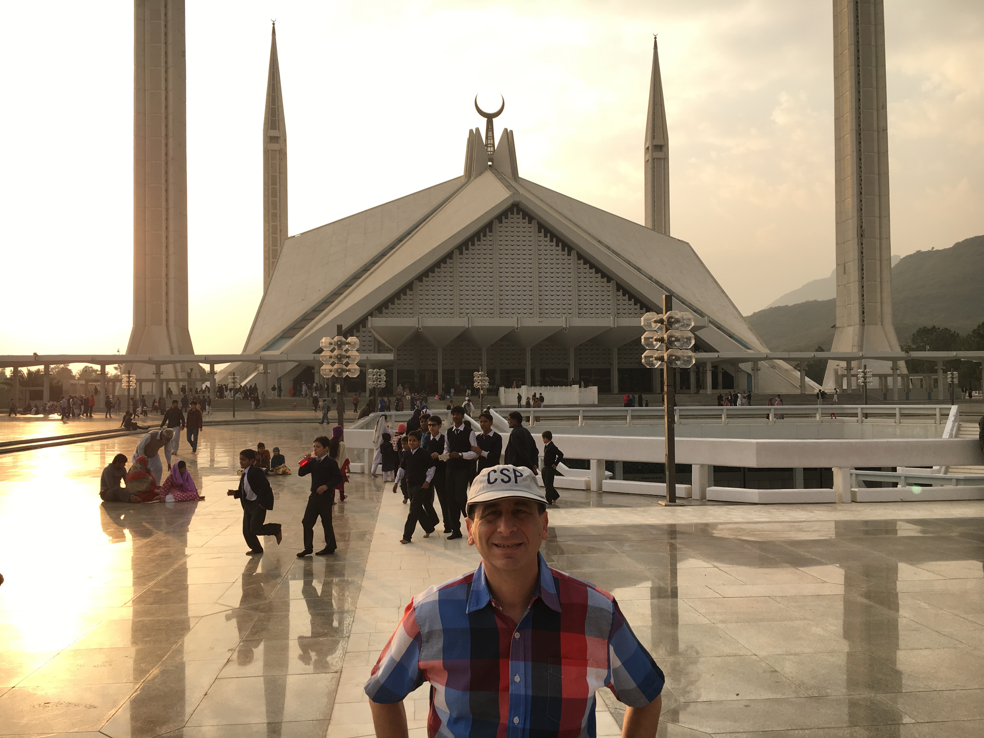 Mike Mosque