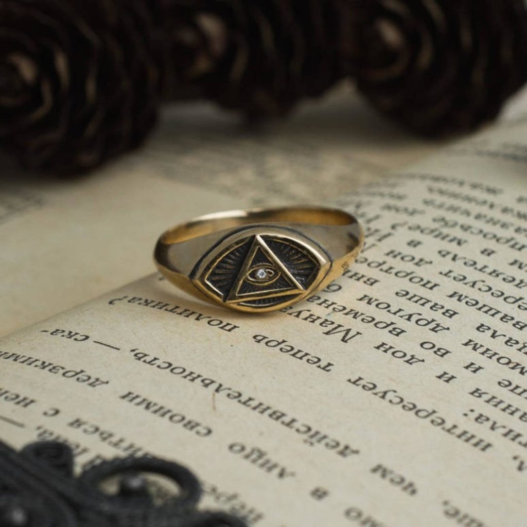 Top 10 Secret Societies ring