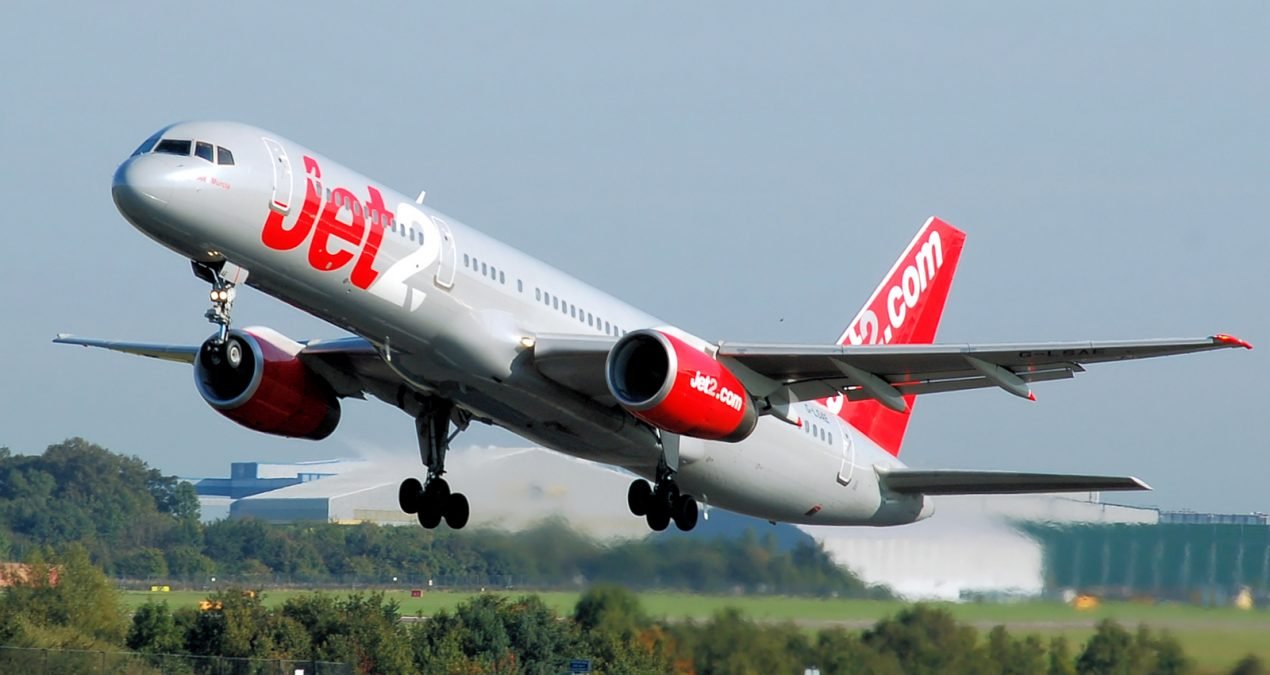 Jet2 drops credit card charges
