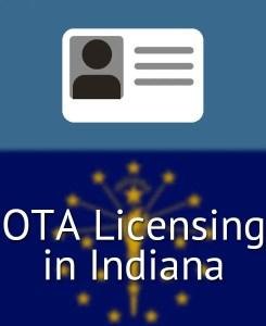 OTA Licensing in Indiana