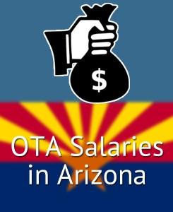 OTA Salaries in Arizona's Major Cities