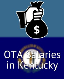 OTA Salaries in Kentucky's Major Cities
