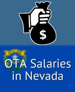 OTA Salaries in Nevada's Major Cities