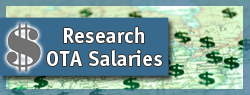 Research OTA Salaries in Your City