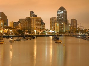 San Diego Top COTA city by average salary