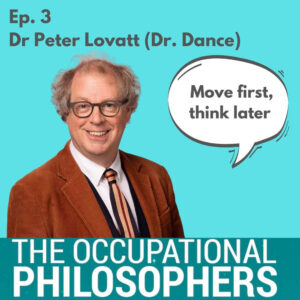 Guest episode with Dr. Peter Lovatt