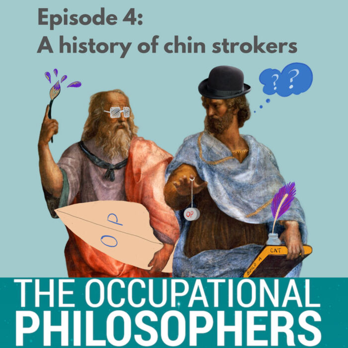 Creativity, Life and Business lessons from the world of Chin Strokers (AKA Philosophers)