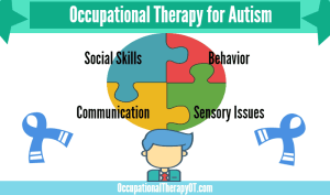 occupational therapy for Autism