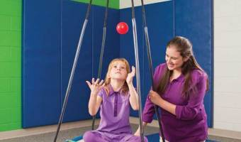 Sensory Integration Vestibular Activities