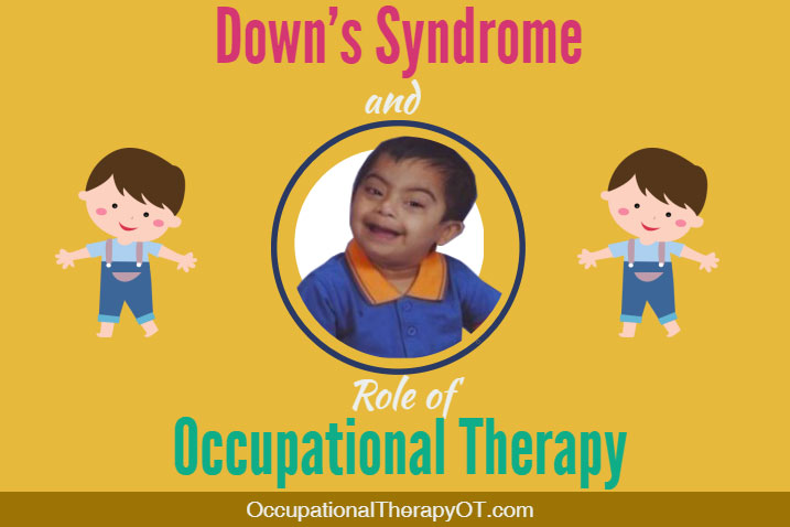 occupational therapy for down syndrome