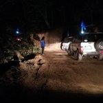 EUMM 24/7 on patrol in Chorchana area (photo: Erik Hoeg, EUMM)