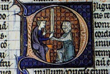 Lifestyles of the Rich and Poor & Feudal pt 1 Medieval Mondays #4c A Frame Around Infinity
