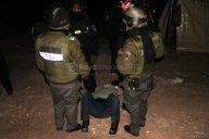 Israel attacks Palestine Protest Village Bab Al Shams Eviction Photo by Raya