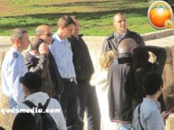 Febr 7 2013 Settlers and armed forces desecrate al-Aqsa Mosque - Photo by QudsMedia 37