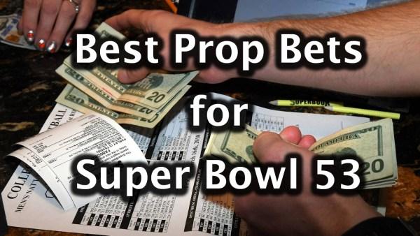 best super bowl prop bets