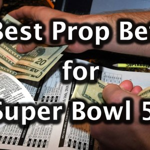 best super bowl prop bets