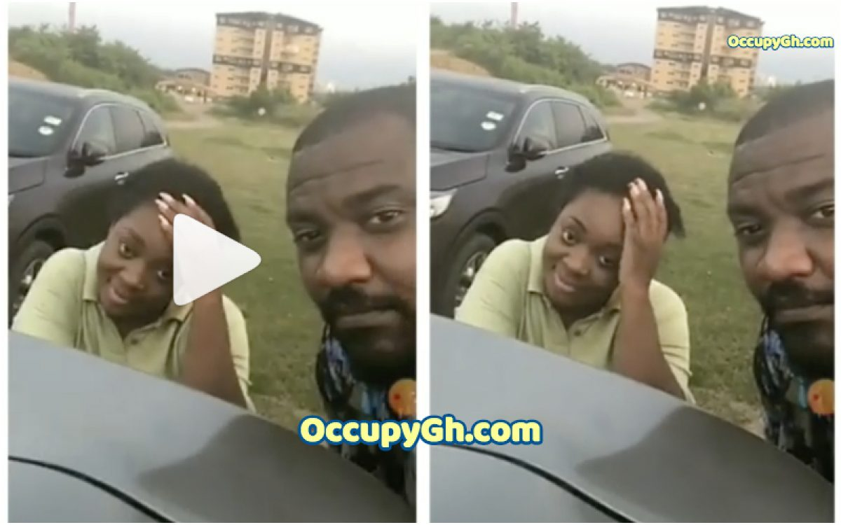 Video Of Jackie Appiah Without Makeup Weave On Surfaces Occupygh