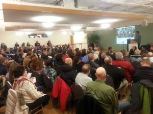 neighborhood meeting photo