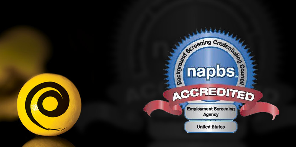 Occuscreen is NAPBS accredited