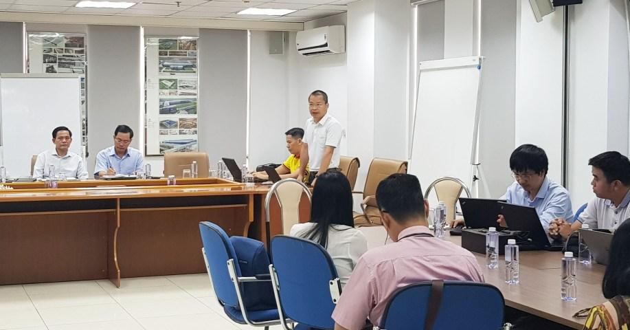 kick off dự án tư vấn Đại Dũng