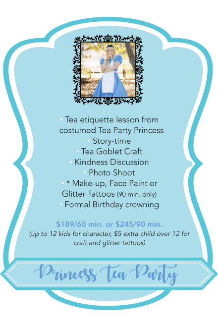 Princess Tea Party2-1
