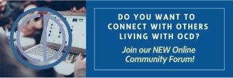 OCD Online Community Forum