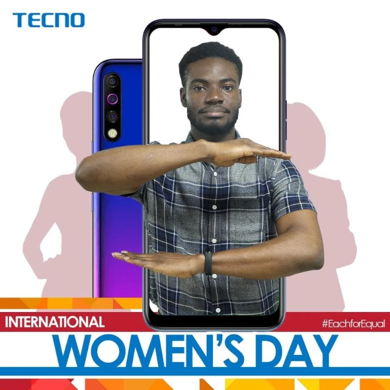 Vincent, PR and Communications Manager (TecnoMobile)