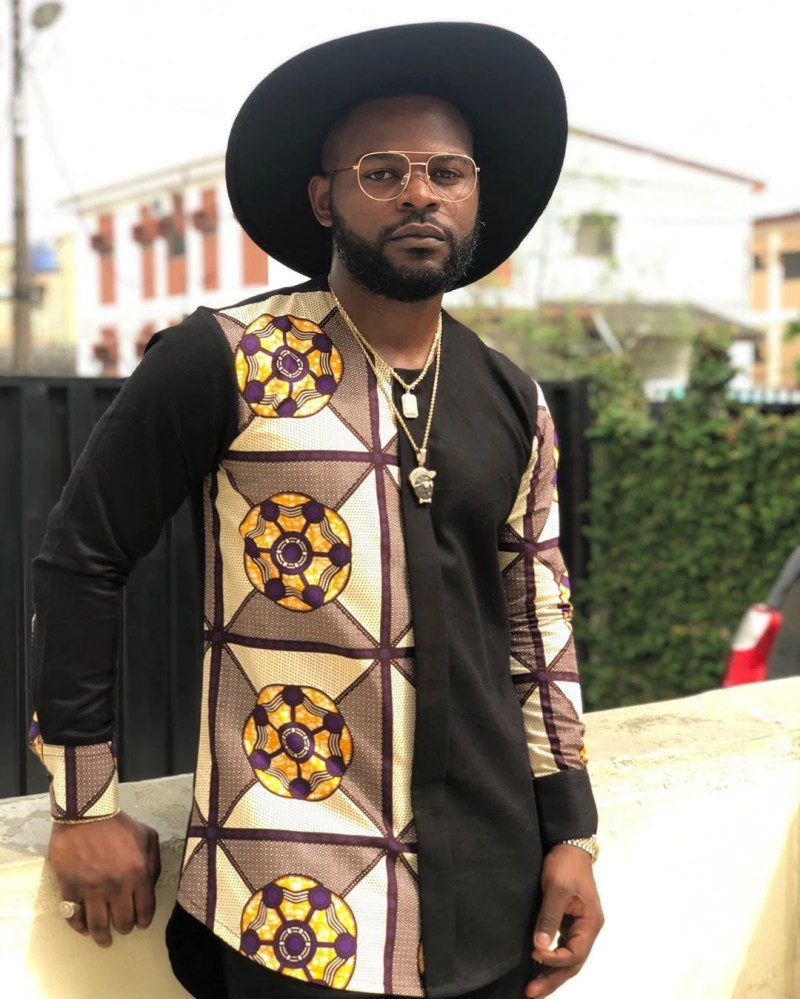 Recall the time Falz called out his colleagues for mentioning the names of known Internet fraudsters popularly known as 'Yahoo Yahoo' on their songs, there was an uproar [Instagram/FalzTheBahdGuy]