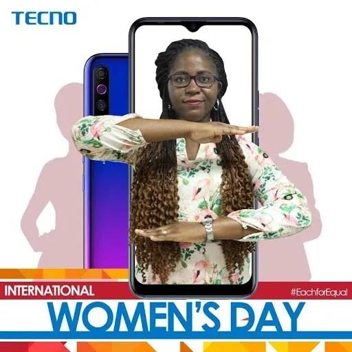 Chinma, Digital Marketing Manager (TecnoMobile)