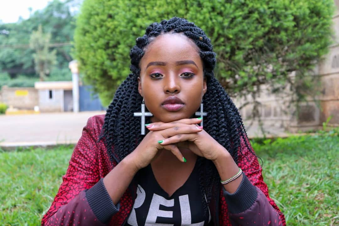 Anita Soina. I have been waking up to threats - Anita Soina, lady who cheated with Terence Creative speaks out