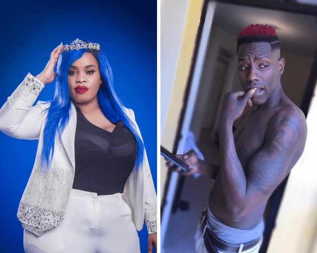 Bridget Achieng responds to Nairobi Diaries actor Trap King Chrome claiming Sekani is not her child