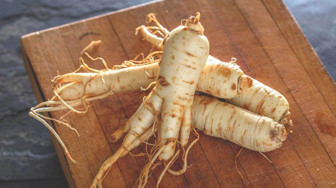 Ginseng has been proven to be effective in combatting erectile dysfunction [Credit: Healthline]