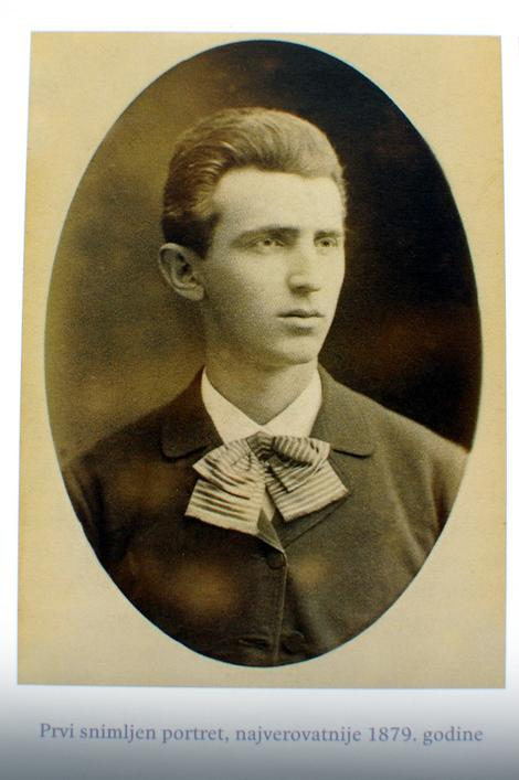 Prvi portret iz 1879