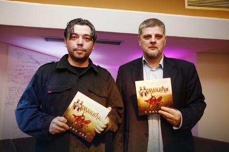 Dejan Stojiljković i Vladimir Kecmanović