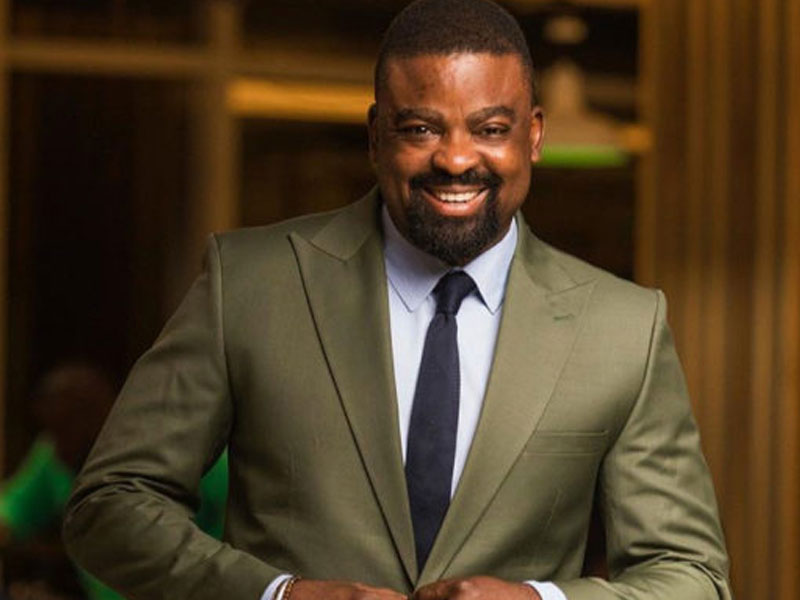 Kunle Afolayan will be one of the main participants at the African film hub during the 2019 Cannes film festival [Instagram/kunleafo]