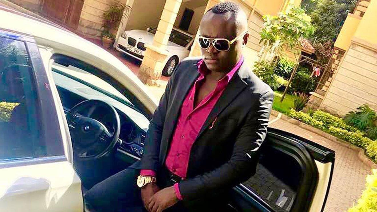 Nairobi businessman Kevin Obia