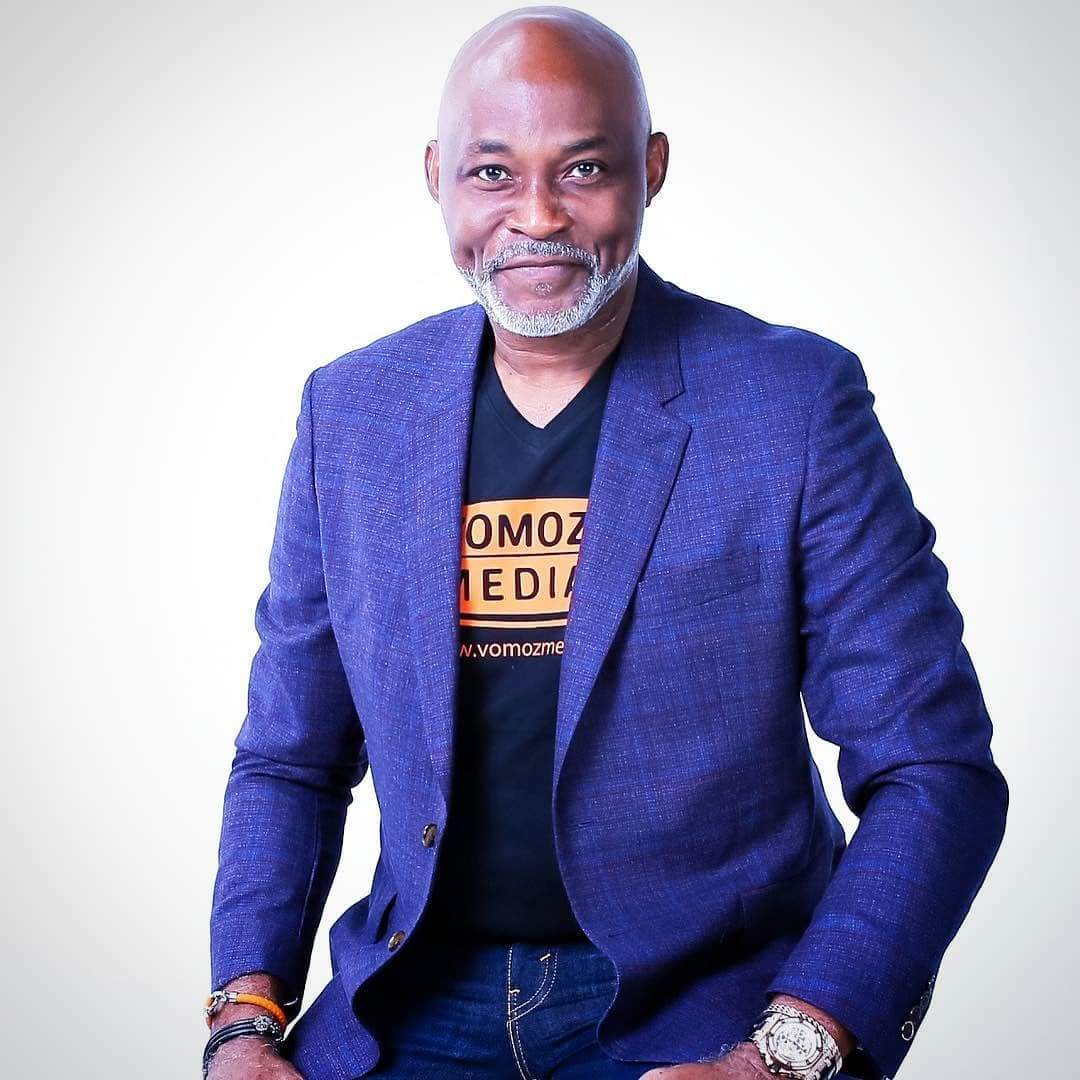 Richard Mofe Damijo joins the list of Nollywood highest earning actors for 2018. [Facebook/RMD]