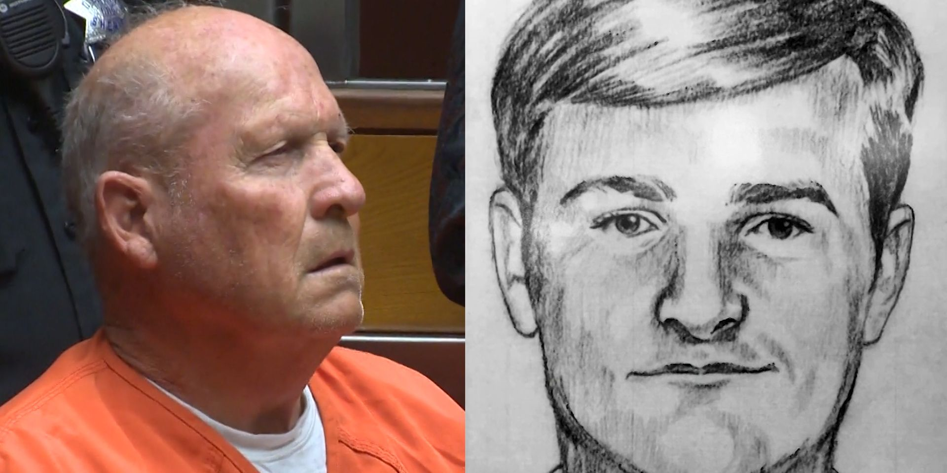Golden State Killer pleads guilty to multiple murders and rapes to avoid death penalty