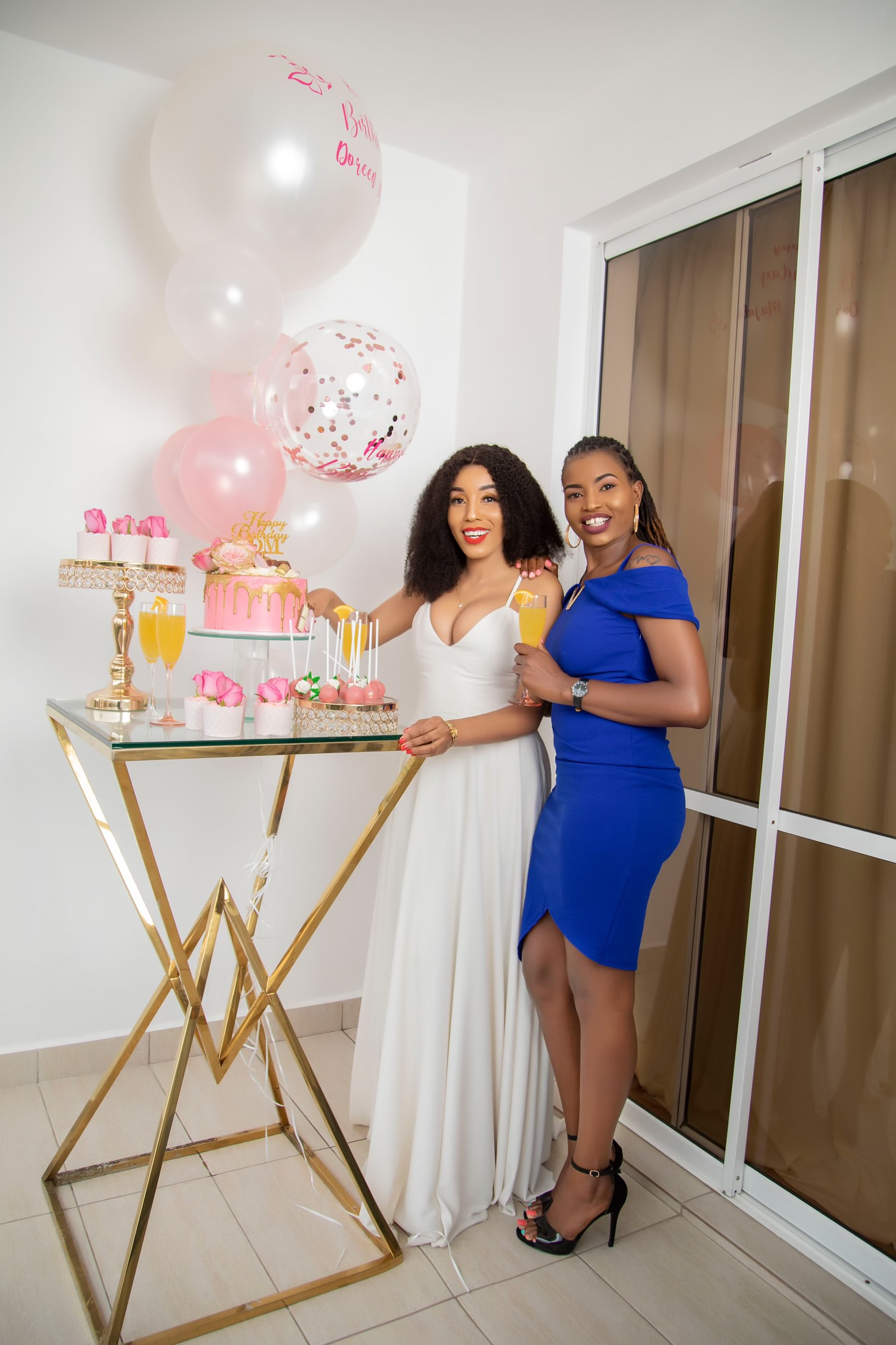 Doreen Majala takes over the internet as she celebrates 30th Birthday with exquisite photos