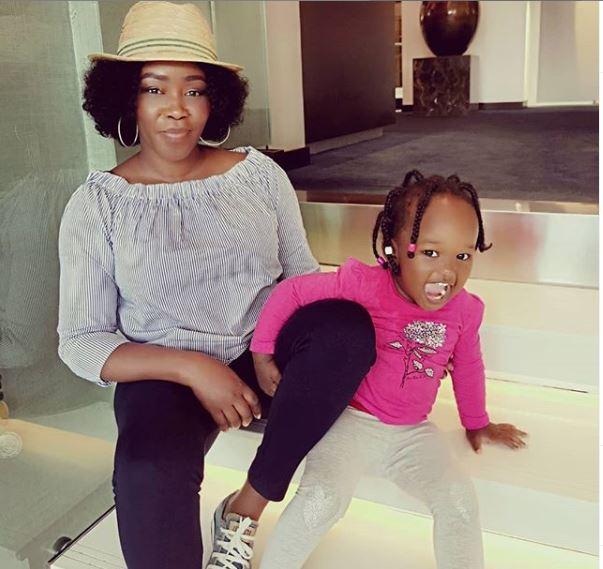 Terryanne Chebet. Kenyan celebrities whose kids have unique names