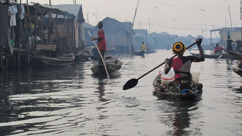 , This foundation is working to assist residents of Nigeria's floating slum, All 9ja