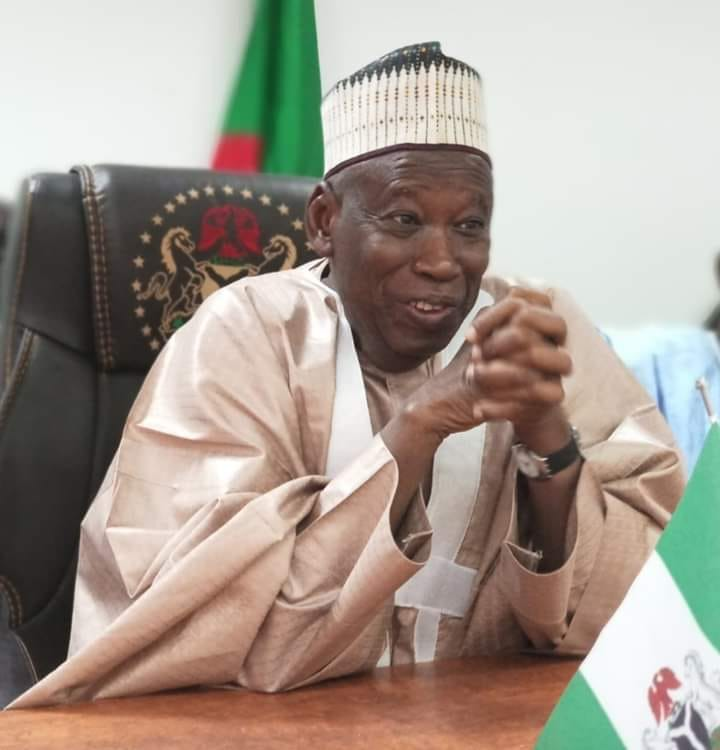 Abdullahi Ganduje says victory awaits him after the rerun [DailyFocus Newspaper]