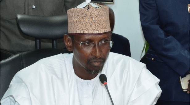The meeting was presided by FCT Minister, Muhammad Bello [Guardian]
